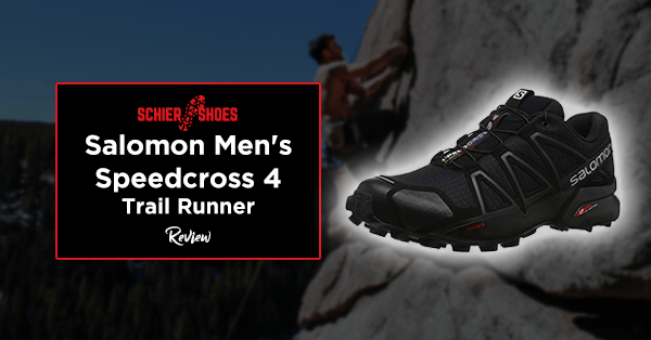 salomon men's speedcross 4 trail runner review